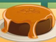 لعبة طبخ كيكة البرتقال
